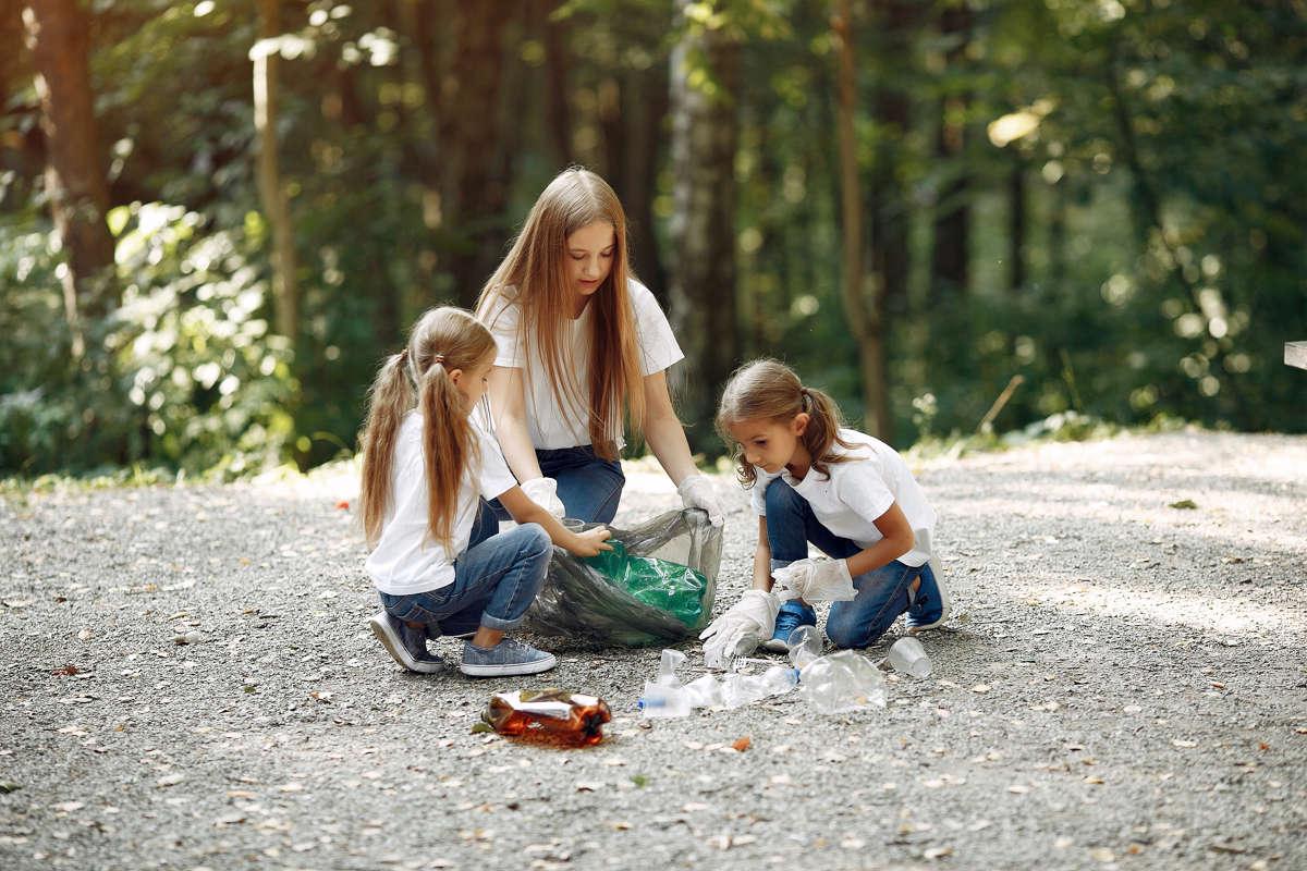 rispetto ambiente bambini